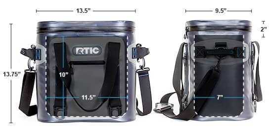 Rtic softpak cooler review