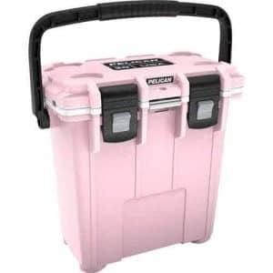 Pelican 20 quart Pink elite Cooler