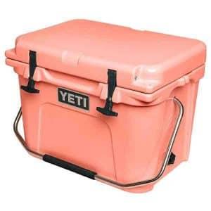 hot pink yeti cooler